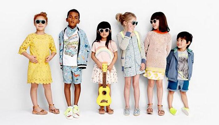 イギリス子供服ブランド
