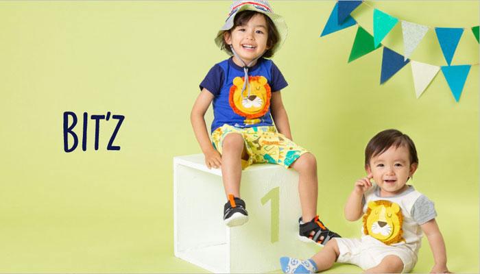 アメカジ・ロック系の子供服