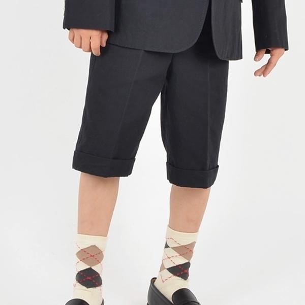 男の子用ハーフパンツ