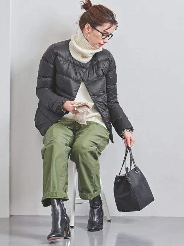 40代痛くないファッション