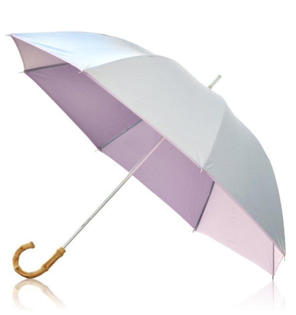 完全遮光の日傘