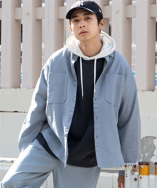 男子高校生春コーデ