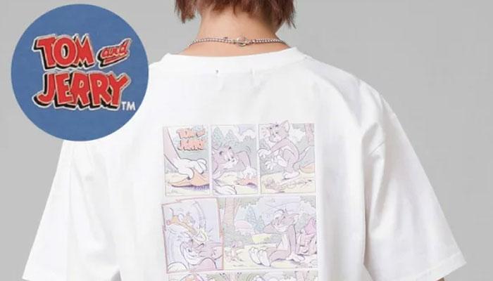 レディースプリントTシャツ安い