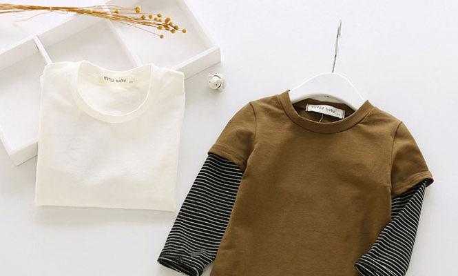 1d6dbef5e6712 「キッズロンT」男の子用安い長袖Tシャツおすすめの子供服ブランド10選