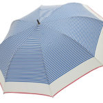 ショートワイド傘 折りたたみ傘 ボーダー柄 スギタ かさ 雨傘 日傘 雨晴兼用 スライド式中棒 6…