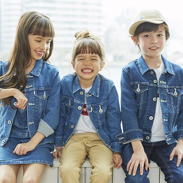 デニム子供服ブランド