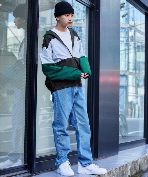 中学生男子修学旅行の服装秋冬