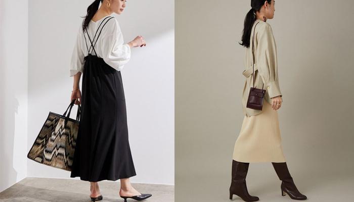 30代レディースきれいめファッション