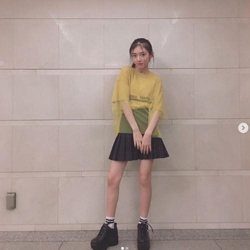 女子中学生夏コーデ