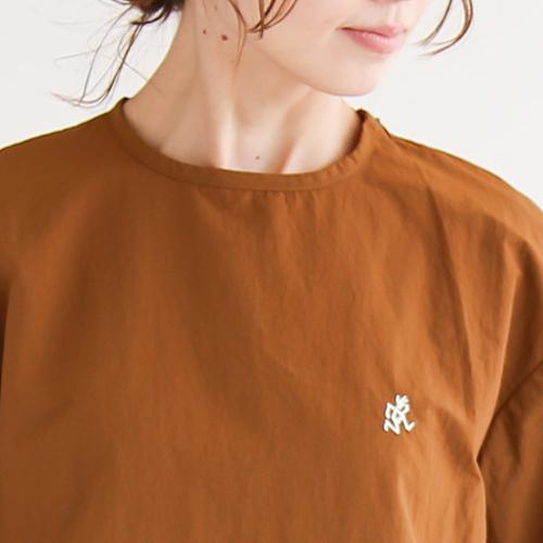 レディースアウトドアtシャツ