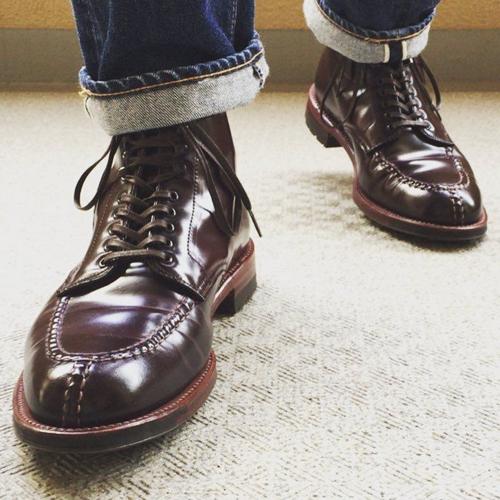 アメカジに合う靴