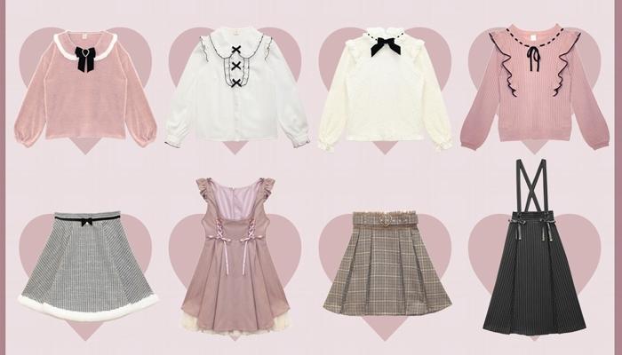 量産型女子服ブランド
