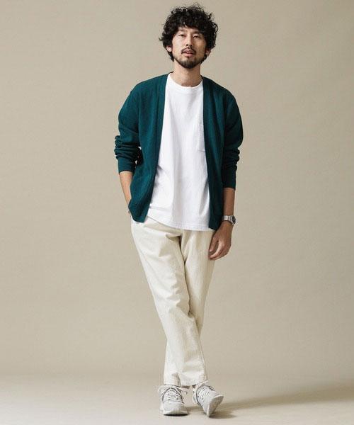 50代メンズ秋冬ファッション2021
