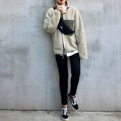 女子中学生かっこいいファッション