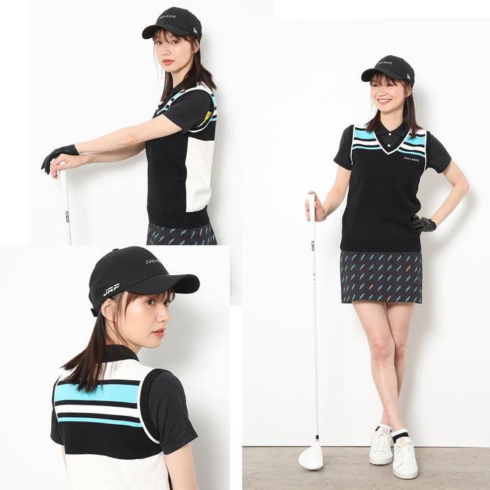30代レディースゴルフウェアコーデ