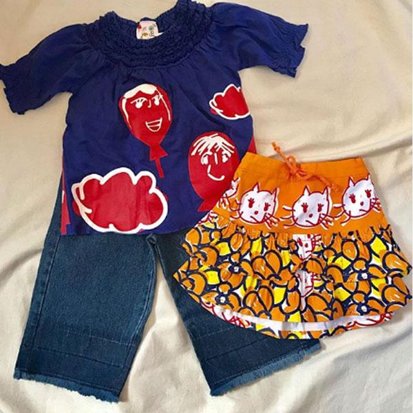 福岡県子供服セレクトショップ