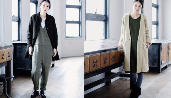 40代50代ナチュラル系ファッション