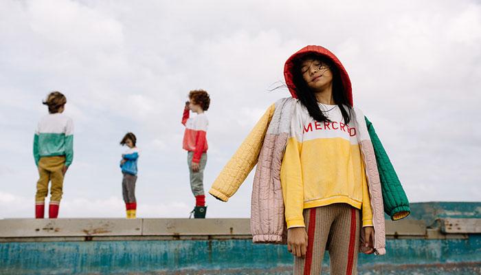 スペイン子供服ブランド