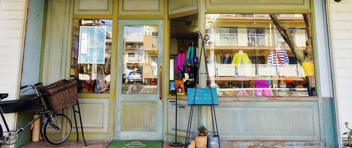 静岡県子供服セレクトショップ