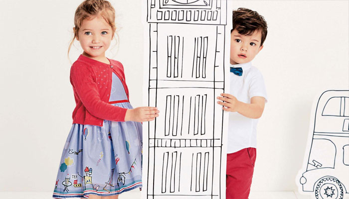 5歳キッズ子供服ブランド