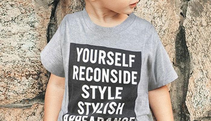 Tシャツ安い子供服ブランド