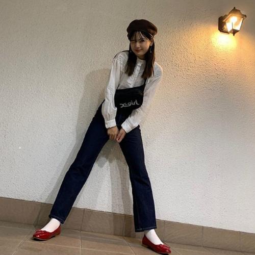 女子中学生デート服コーデ