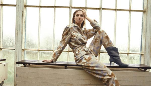 30代レディースモードファッション