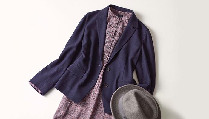 50代大人可愛い服