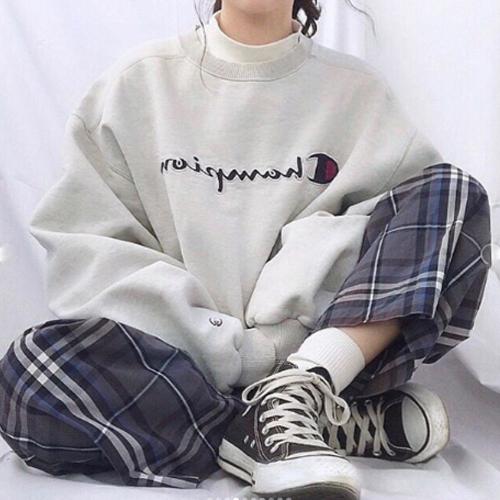 女子中学生冬コーデ