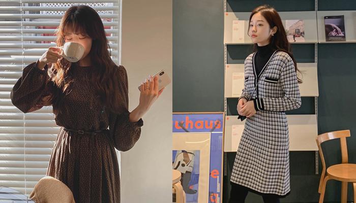 韓国通販ブランド結婚式ワンピース