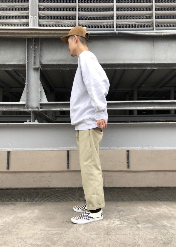 高校生男子修学旅行秋冬服装