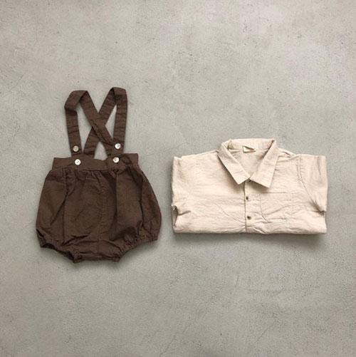 ナチュラル韓国子供服ブランド