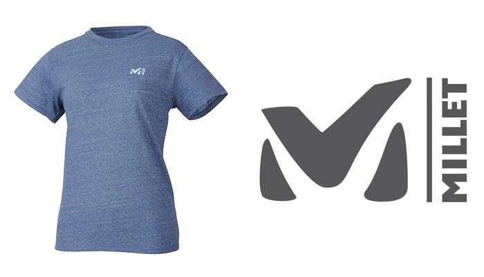 高機能アウトドアtシャツ