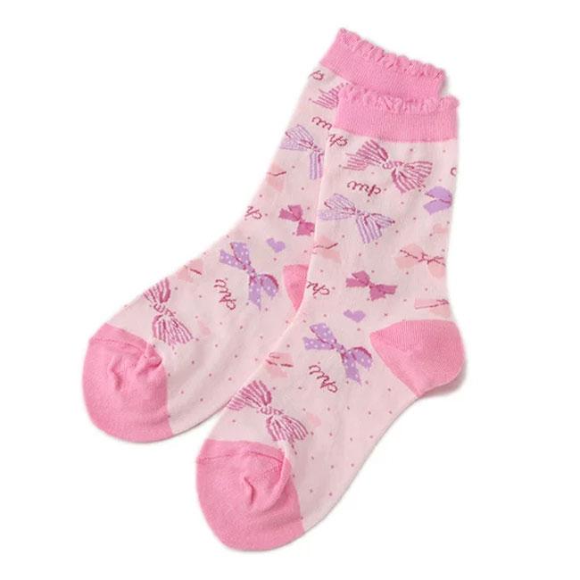 女の子ブランド靴下