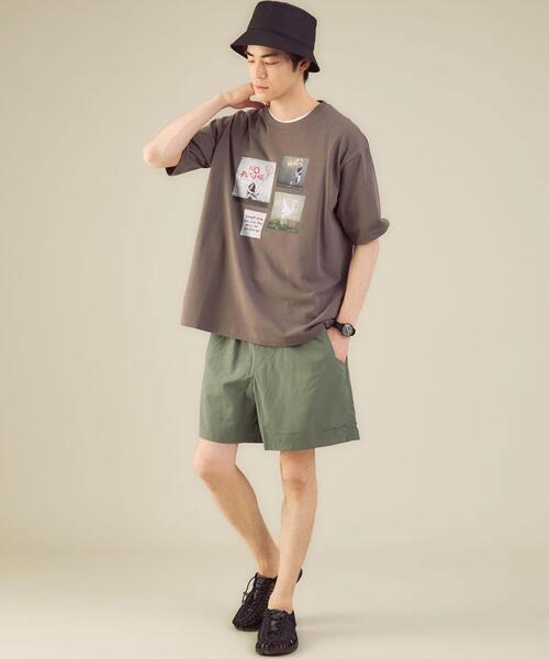 緑のズボンに合う服
