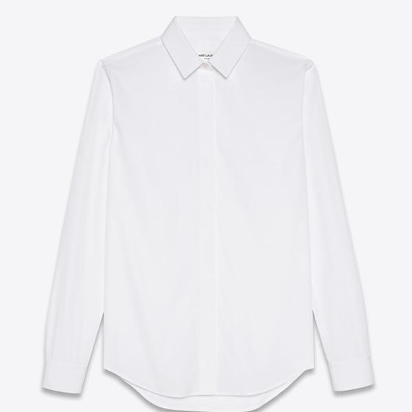 高級ブランドの名作白シャツ