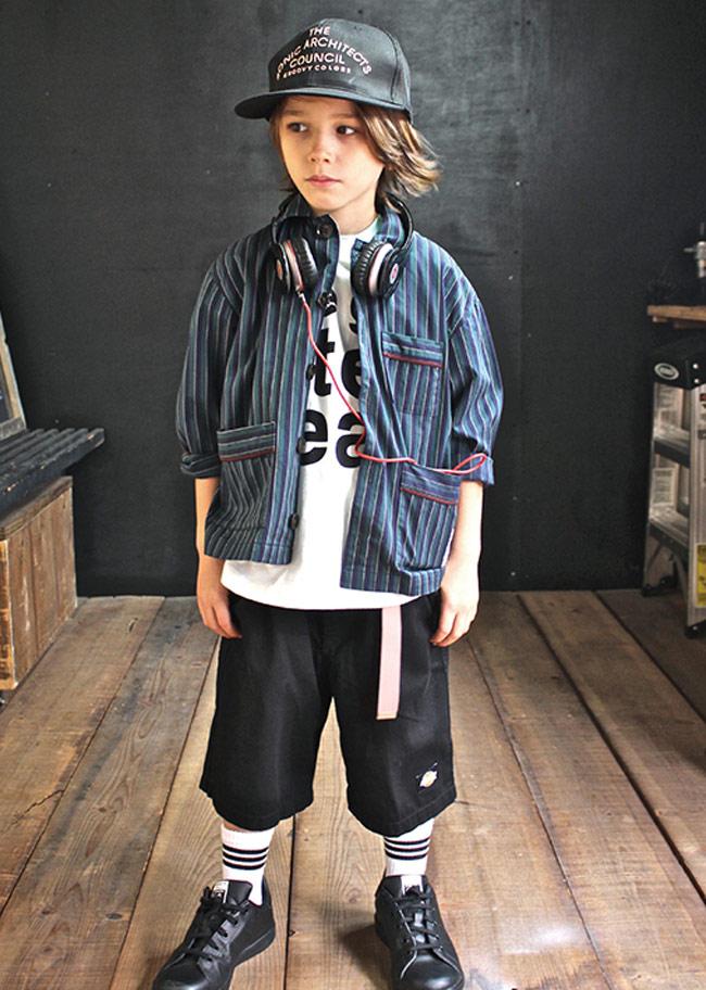 小学生男の子のキャップ