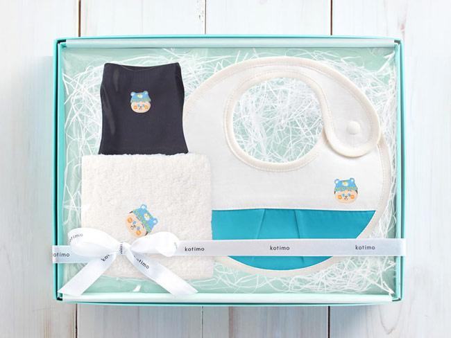 赤ちゃん出産祝いスタイ
