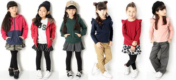 プチプラ子供服ブランド