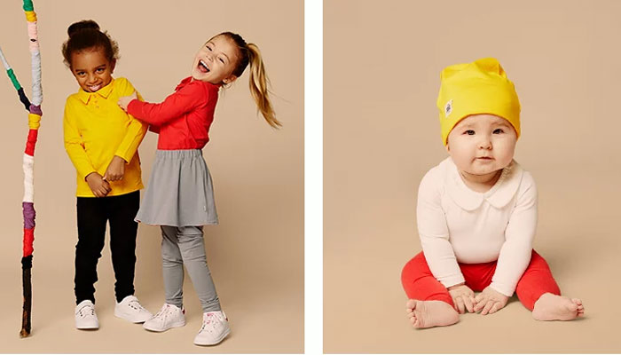 ヨーロッパ子供服ブランド