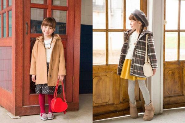 女の子プチプラ子供服ブランド