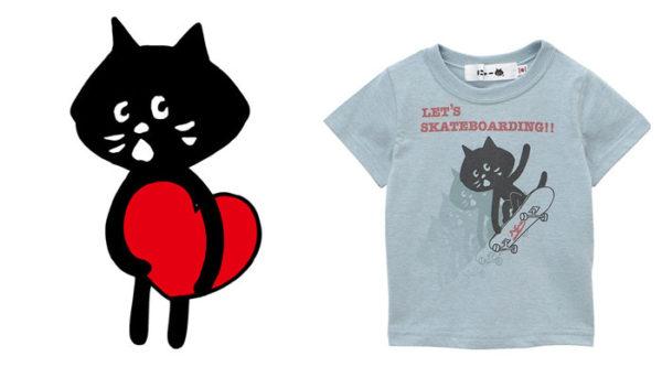 動物キャラクターの子供服ブランド