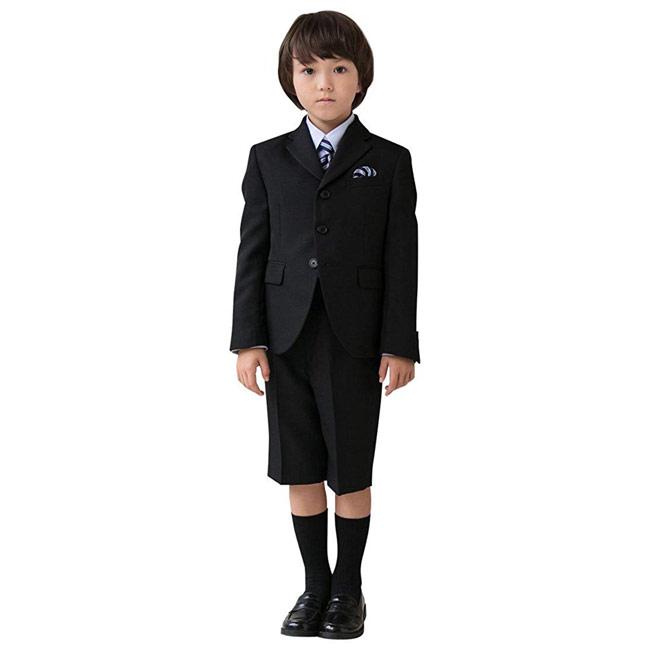男の子フォーマルキッズスーツ