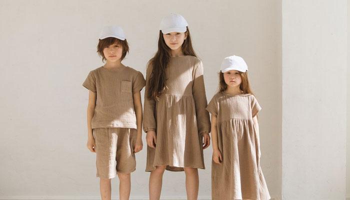 ナチュラル子供服ブランド