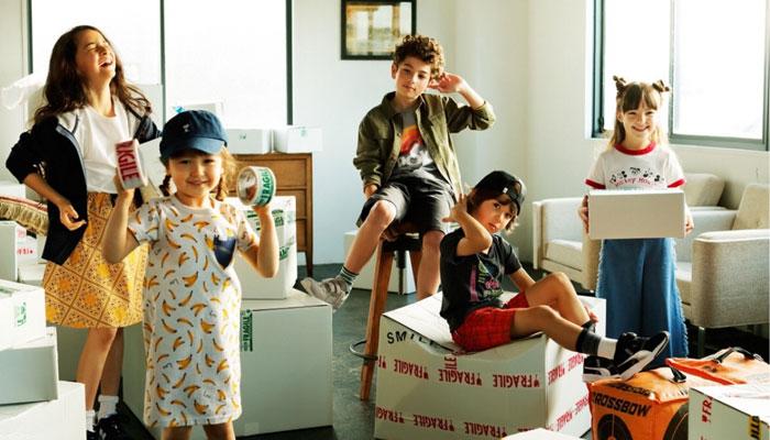 女の子幼稚園子供服ブランド